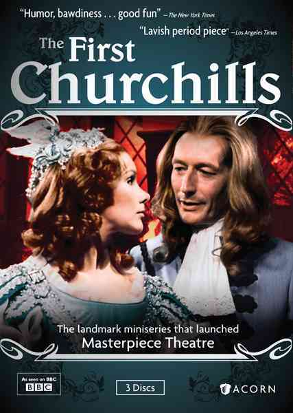 FIRST CHURCHILLS BY HAMPSHIRE,SUSAN (DVD)