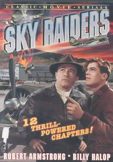 SKY RAIDERS:SERIAL BY HALOP,BILLY (DVD)